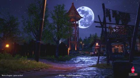 [TGS 2019] Shenmue 3 hé lộ hình ảnh đẹp ngỡ ngàng khi lấy bối cảnh Trung Hoa - Hình 14
