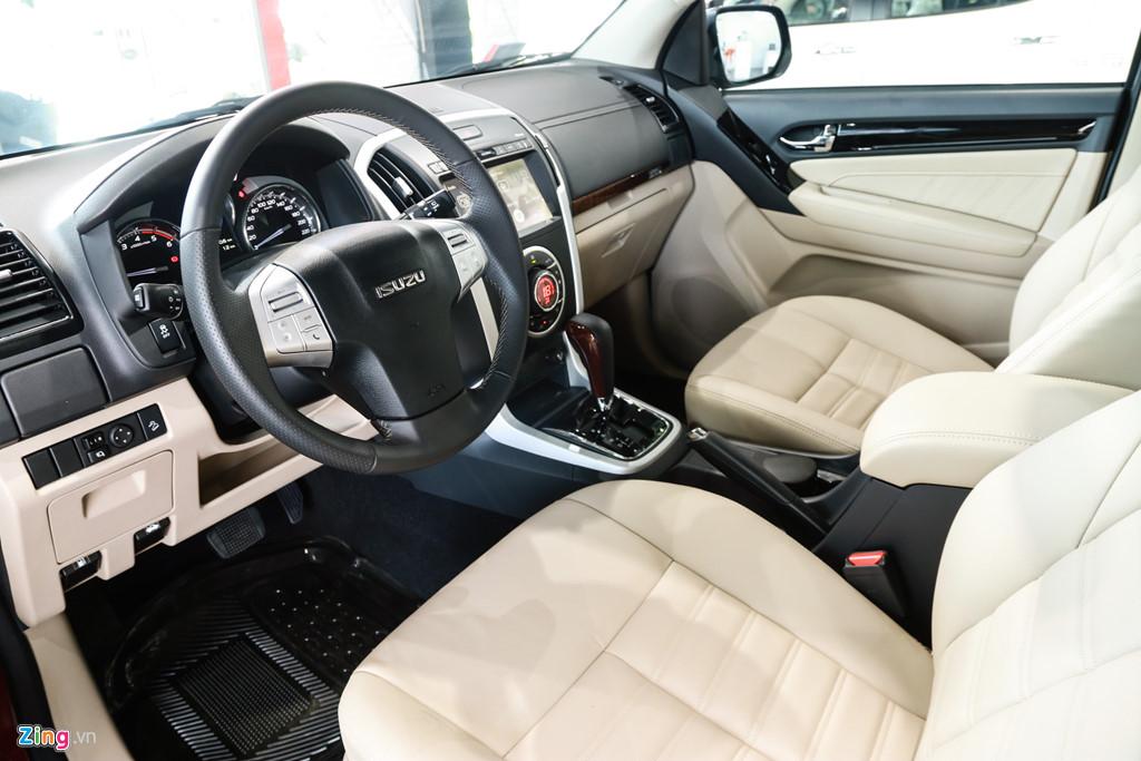 Top 5 xe bán ít nhất trong tháng 8 - Toyota, Isuzu chiếm 4 vị trí - Hình 8