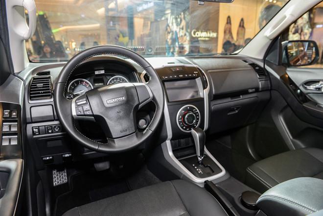 Top 5 xe bán ít nhất trong tháng 8 - Toyota, Isuzu chiếm 4 vị trí - Hình 6