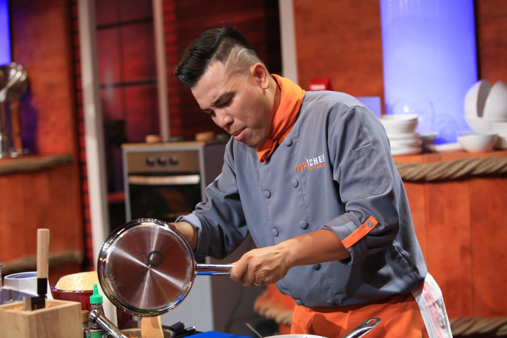 Top Chef: Đại Nghĩa khiến chef hoang mang khi công bố thử thách tráo đề thi cho nhau - Hình 4