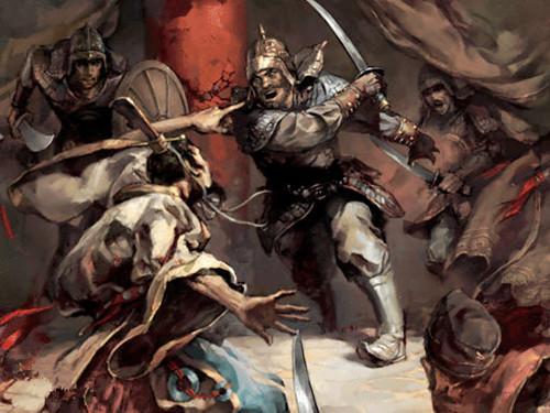 Truyền kỳ tam phụ chi loạn và bí mật vì sao nước Tần lại có nhiều minh quân như thế? - Hình 3