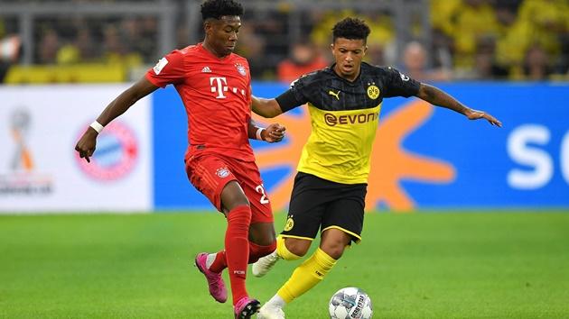 Vì sao Dortmund từ chối ra giá bán Sancho cho Man Utd? - Hình 7