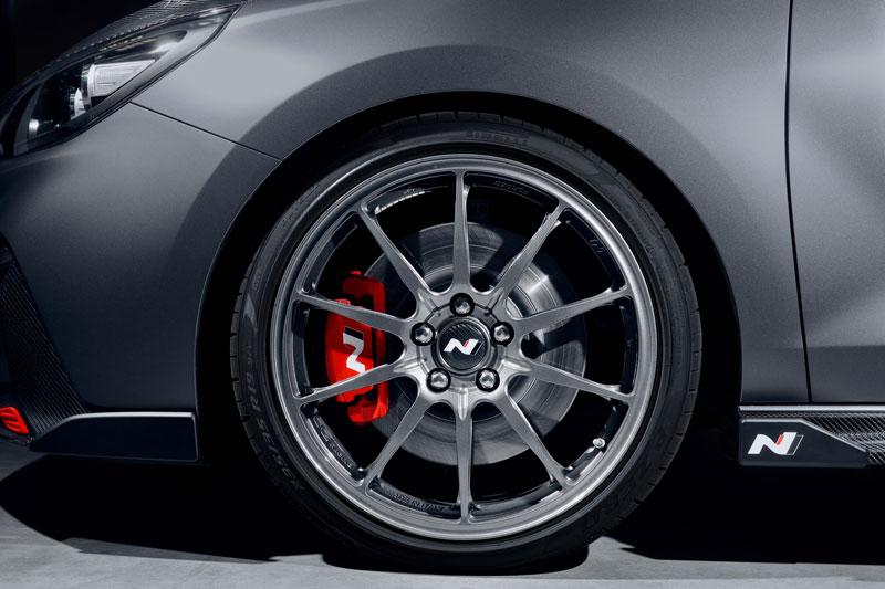 Xe hatchback thể thao Hyundai giới hạn 600 chiếc, công suất đáng nể - Hình 4