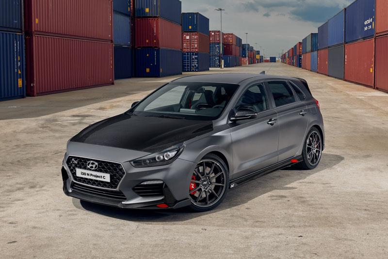 Xe hatchback thể thao Hyundai giới hạn 600 chiếc, công suất đáng nể - Hình 2