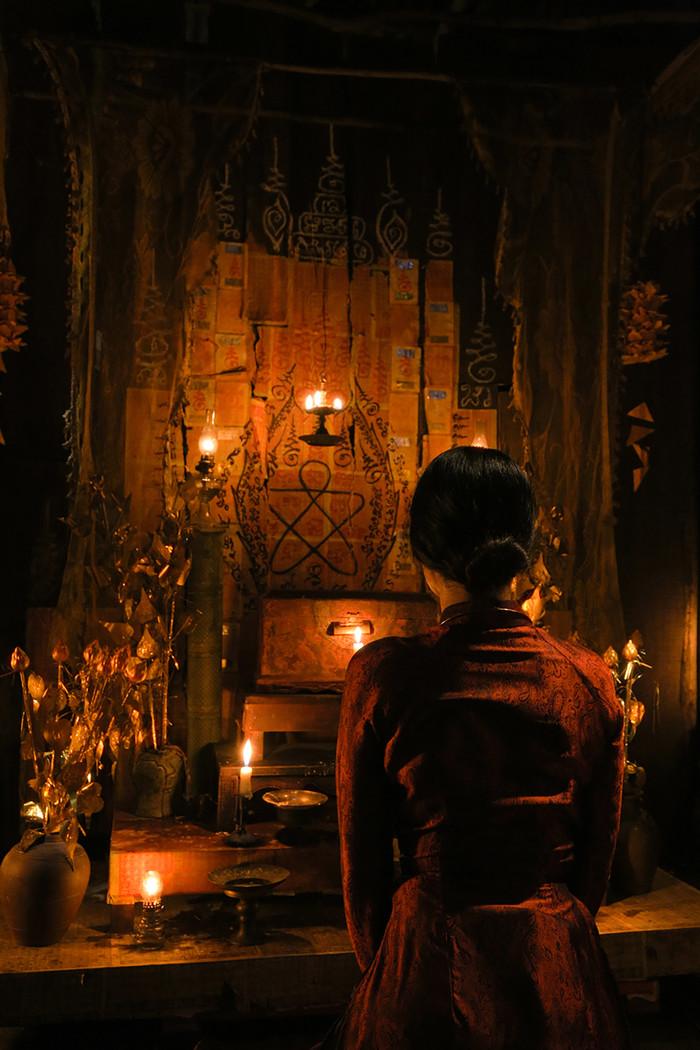 Vượt ải kiểm duyệt, phim kinh dị Việt Thiên linh cái đổi tên thành Thất Sơn tâm linh, đặt lịch ra rạp tháng 10 - Hình 1