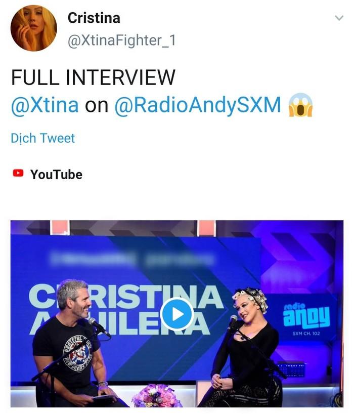 Christina Aguilera: Tôi cố gắng liên lạc với Britney Spears nhưng không được - Hình 1