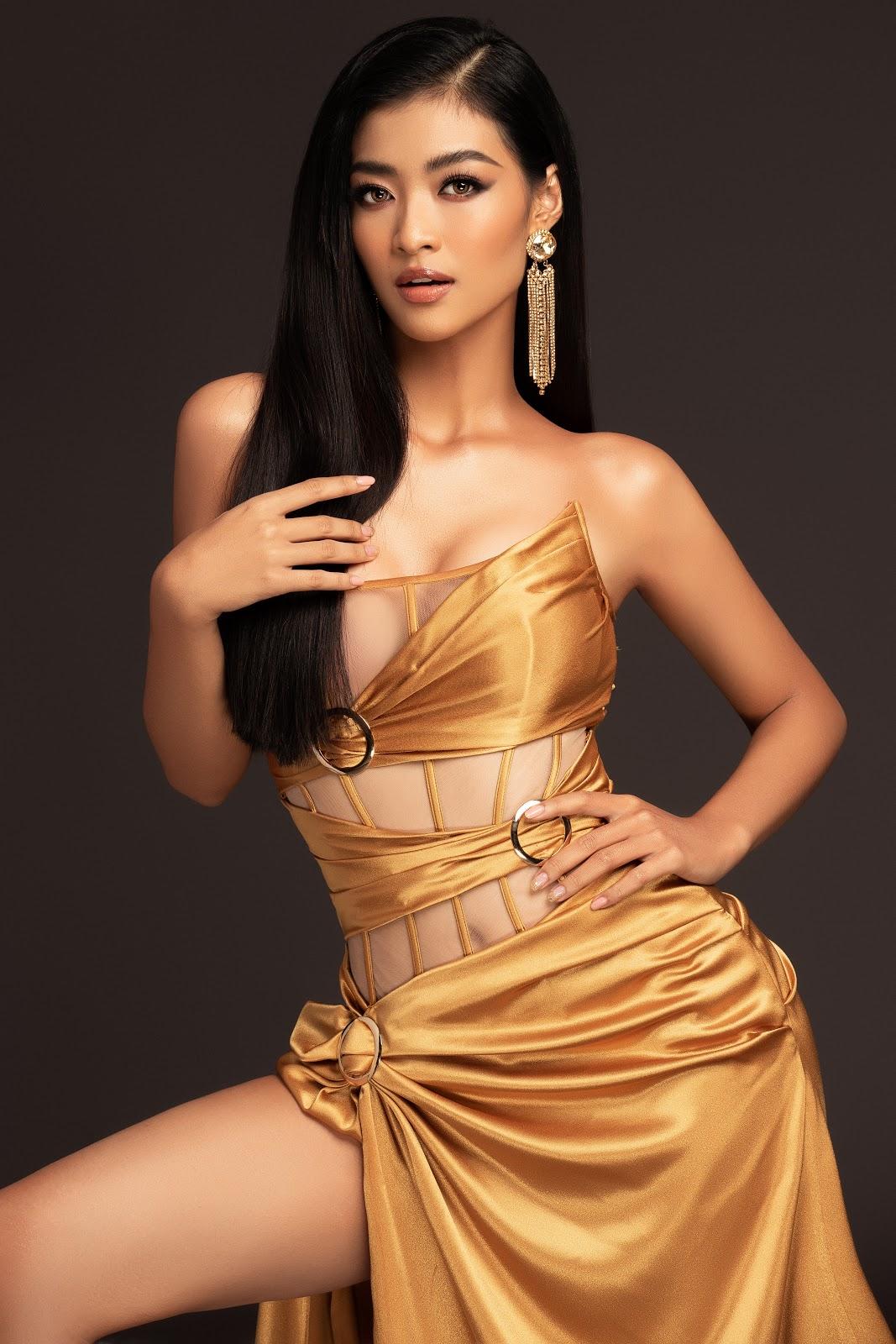 Á hậu Kiều Loan tung bộ ảnh chào sân Miss Grand International đầy quyến rũ  - Hình 4