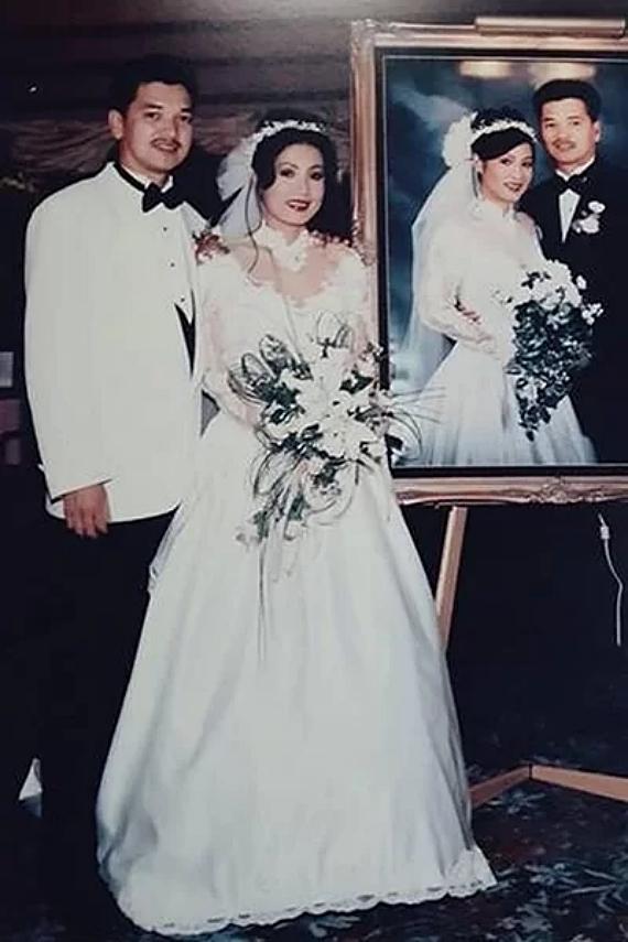 Ảnh cưới hiếm hoi của sao Việt - Hình 13