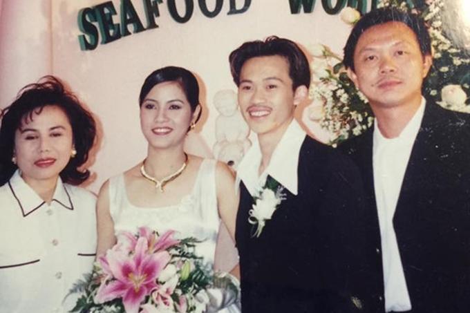Ảnh cưới hiếm hoi của sao Việt - Hình 7