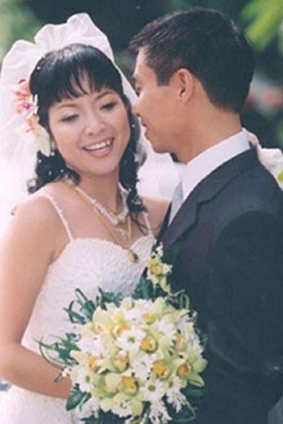 Ảnh cưới hiếm hoi của sao Việt - Hình 10
