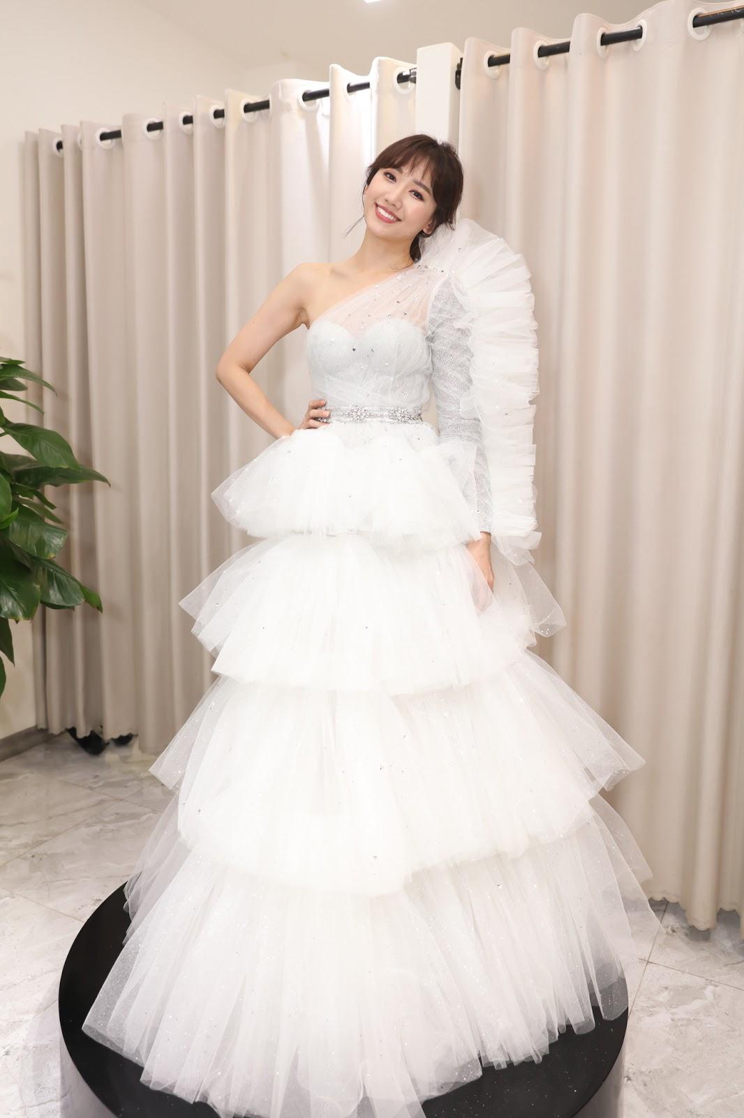 Hari Won chi hàng trăm triệu đồng tiền trang phục cho concert đầu tiên trong sự nghiệp - Hình 7