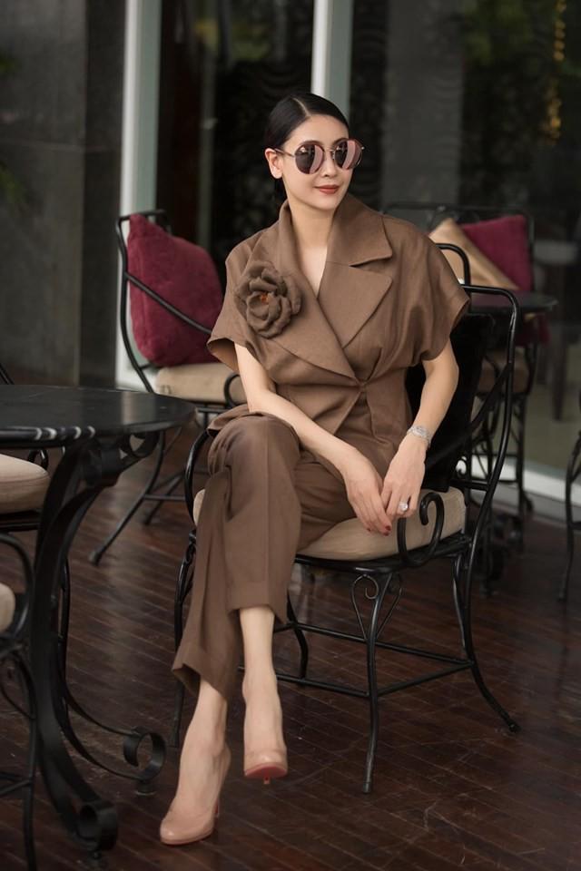 Hoa hậu có xuất thân khủng nhất Việt Nam: Cuộc đời long đong lận đận, trải qua sóng gió mới tìm thấy hạnh phúc - Hình 5