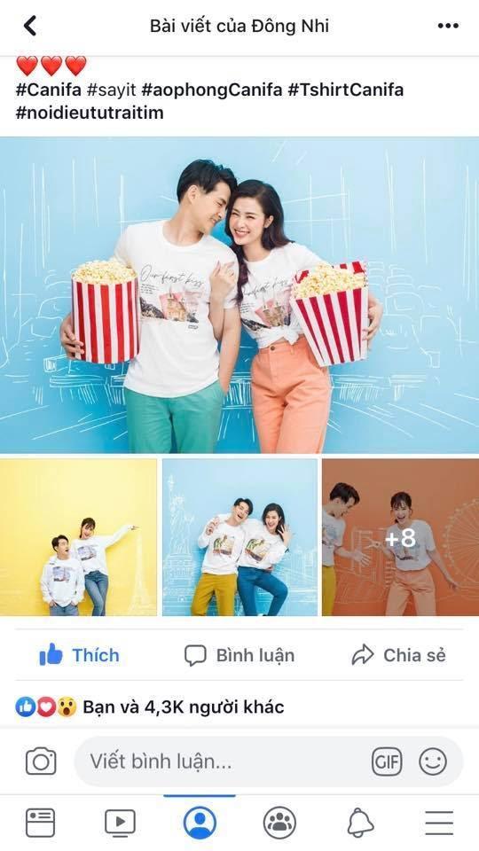 Hot: Đông Nhi tung album cưới đầu tiên với Ông Cao Thắng - Hình 3