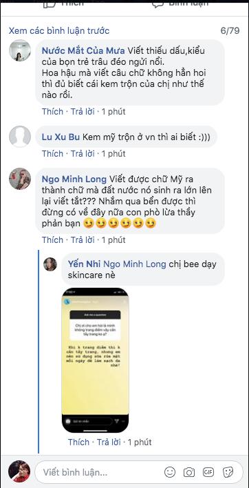 Phạm Hương tiếp tục đấu khẩu với cộng đồng mạng vô tình để lộ ra trình độ văn hoá thấp kém - Hình 3