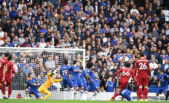 Chelsea - Liverpool: Sai lầm bóng chết & hơn 20 phút rượt đuổi (Vòng 6 Ngoại hạng Anh) - Hình 1