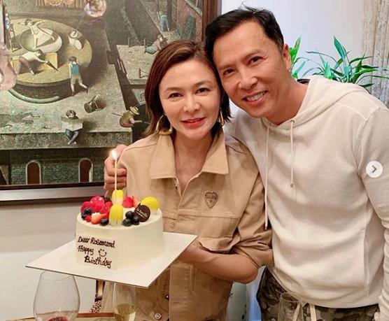 Quan Chi Lâm đón tuổi 57 - Hình 2