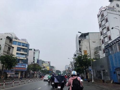 TP HCM: Dày đặc sương mù độc hại - Hình 1