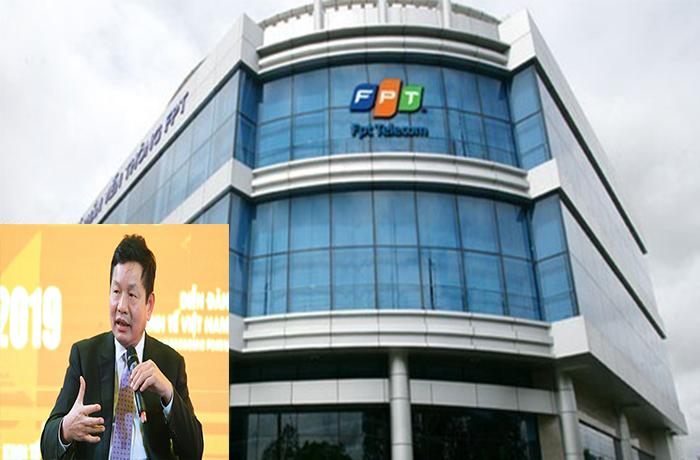 Cổ phiếu FPT tăng vùn vụt, ông Trương Gia Bình 'bỏ túi' gần 1000 tỷ đồng - Hình 1