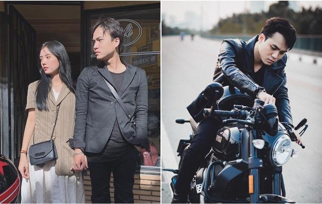 Tất tần thật về bạn trai mới của Lâm Á Hân: Chủ shop thời trang ở Sài Gòn, mê phân khối lớn và sở hữu phong cách rất gì và này nọ! - Hình 1