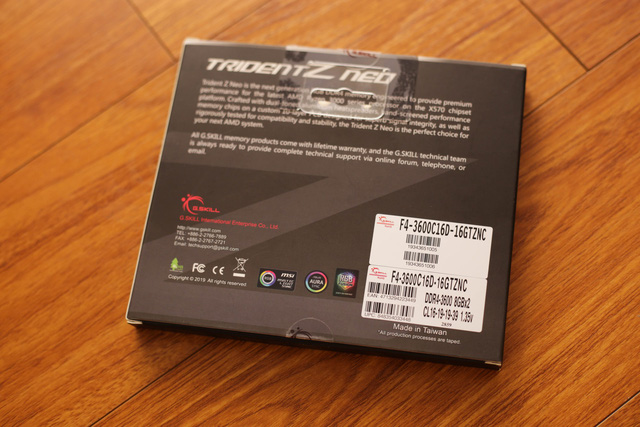 Đánh giá G-Skill TridentZ Neo: Cặp RAM tuyệt đỉnh cho game thủ mê đội đỏ AMD - Hình 2