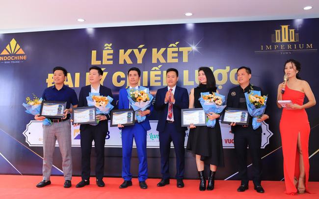 Đông Dương Nha Trang chính thức ký kết hợp tác phân phối dự án Imperium Town Nha Trang - Hình 1