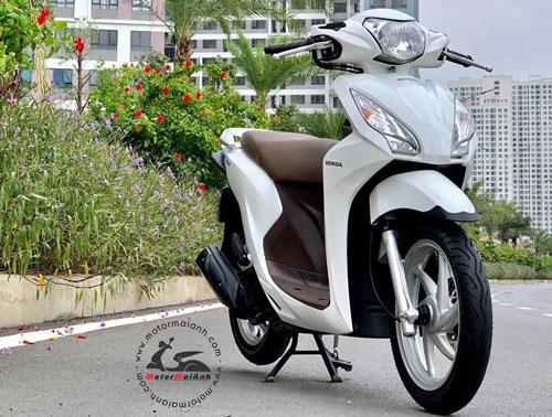 Honda Vision cũ biển số tứ quý 9, rao bán 69 triệu đồng - Hình 2
