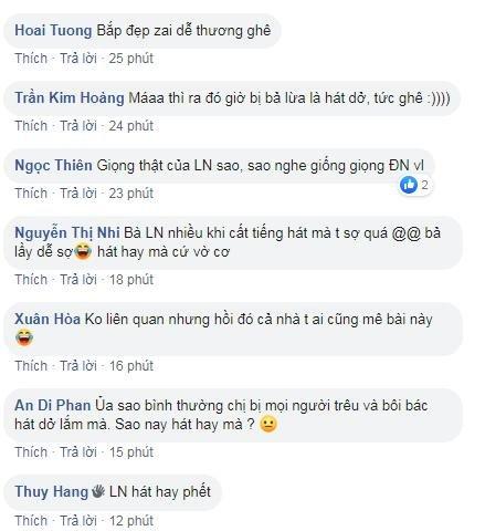 Màn duet của Lan Ngọc chiếm spotlight trên MXH, nhưng nguyên nhân không phải do hát hay mà... netizen 'tức quá trời tức' vì bị lừa dối và giỡn mặt! - Hình 1