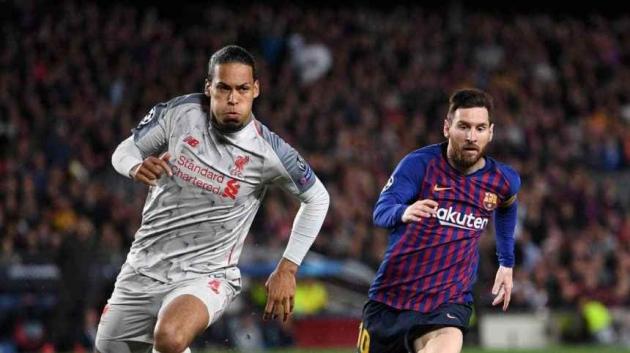 Messi là một trò đùa. Van Dijk còn phải làm gì để chiến thắng - Hình 1
