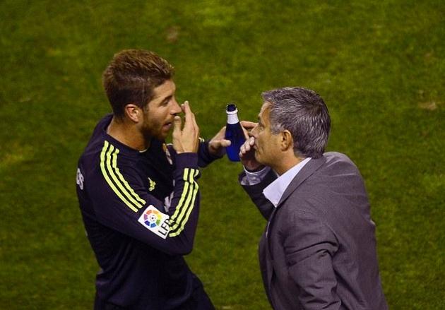 Sergio Ramos bất ngờ lên tiếng nói 1 điều về Jose Mourinho - Hình 1