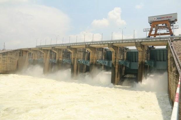 Thủy điện Trị An tăng xả tràn, không ảnh hưởng hạ du sông Đồng Nai - Hình 1