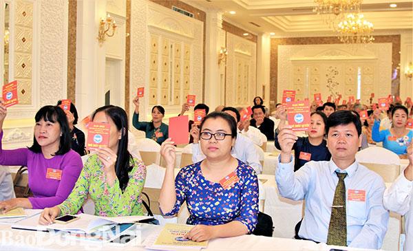 206 đại biểu dự Đại hội Liên hiệp các tổ chức hữu nghị tỉnh - Hình 2