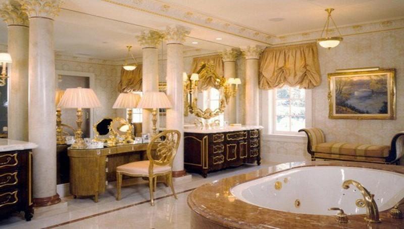 Xu hướng biến phòng tắm thành không gian thư giãn - Hình 2