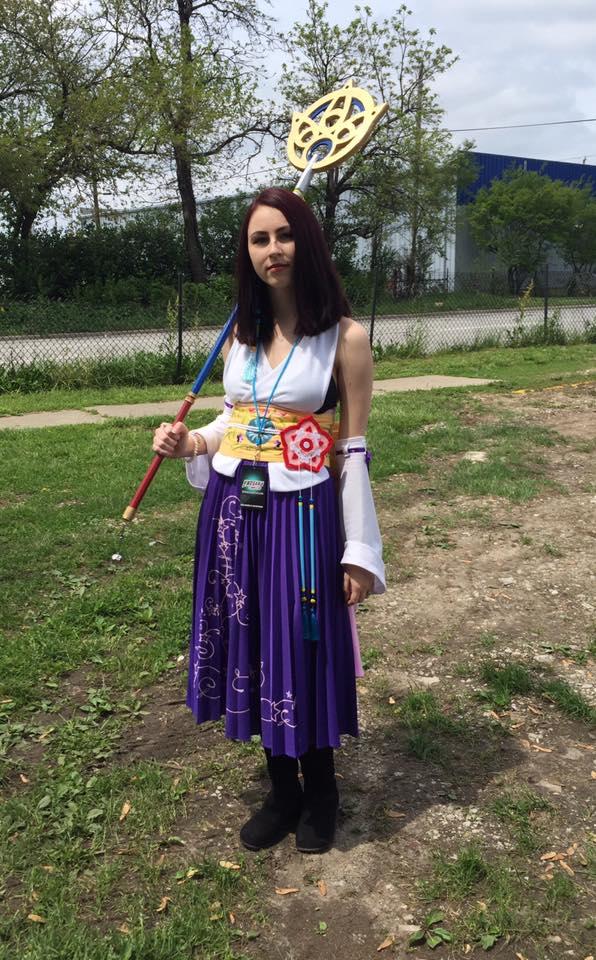 Yuna - Nữ chính trong Final Fantasy X - Hình 1