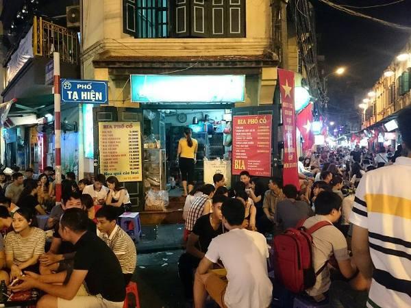5 khu phố ẩm thực nức tiếng Hà Nội - Hình 2