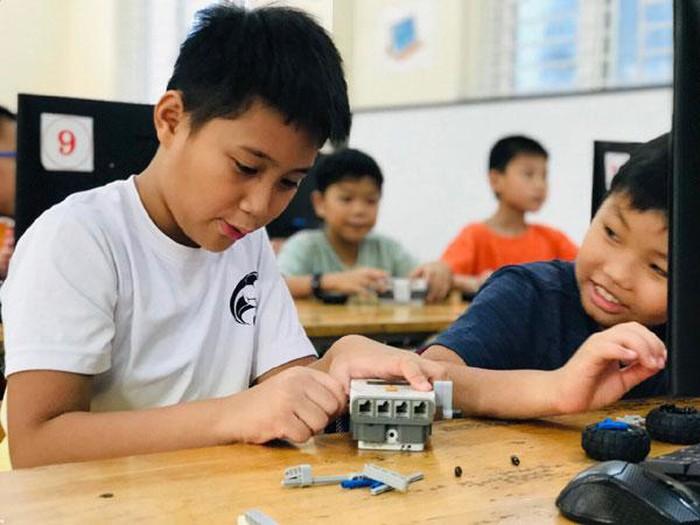 500 học sinh sẽ góp mặt tại Ngày hội Robothon và WeCode 2019 - Hình 2