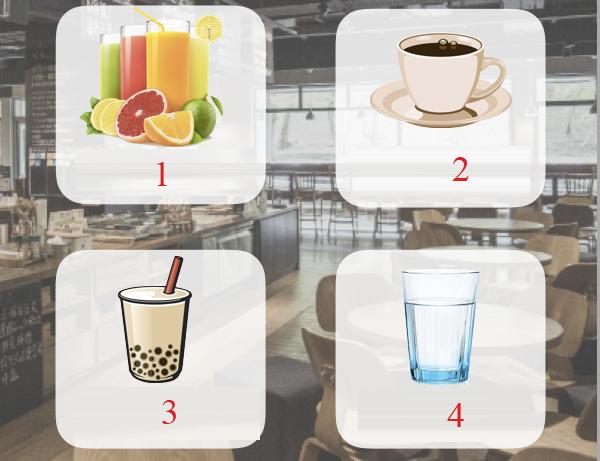 Bạn chọn cốc nước nào, cùng trắc nghiệm xem bạn được đánh giá thế nào trong mắt sếp? - Hình 1