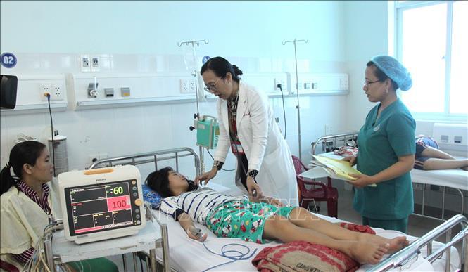 Bệnh sốt xuất huyết tăng mạnh tại Vĩnh Long - Hình 1