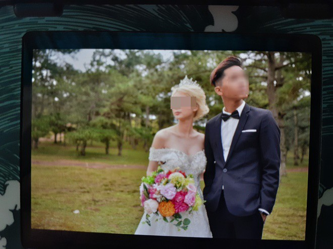 Chụp ảnh cưới xong thì đường ai nấy đi, cô gái bị bạn trai đòi quà, nhẫn cưới và cả tiền chụp - Hình 1