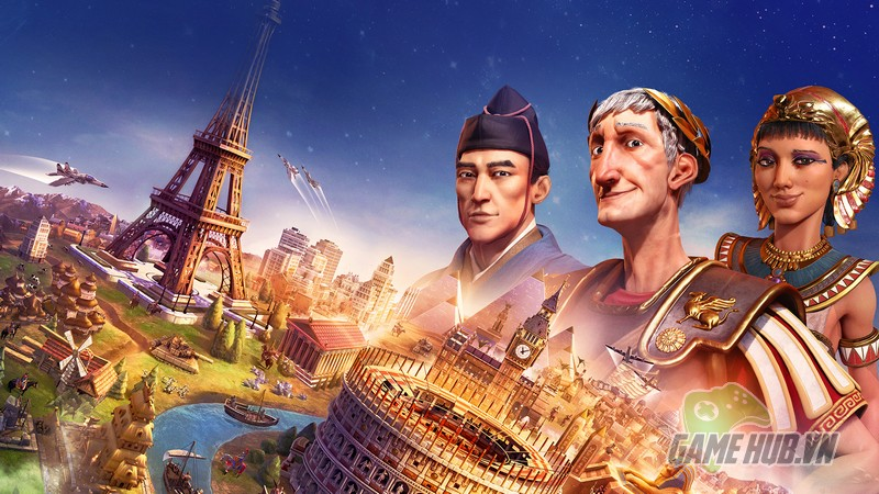 Civilization 6 - Đỉnh cao game chiến thuật hẹn ngày đổ bộ PS4 - Hình 2