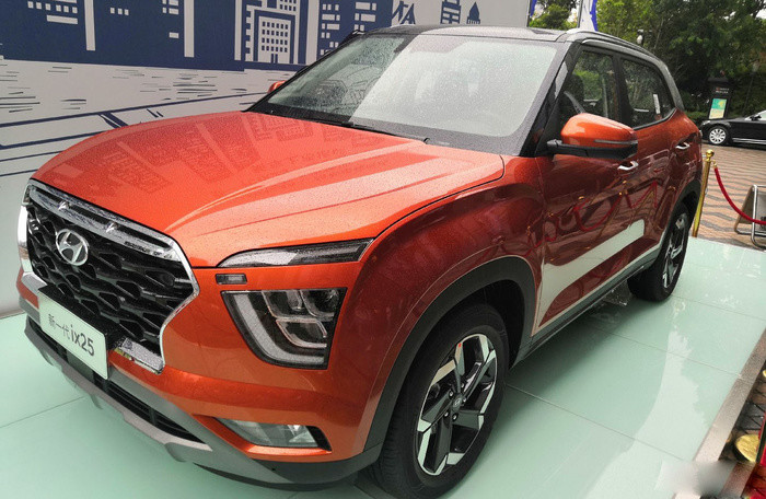 Hyundai Creta 2020 vừa lộ diện có gì đặc biệt? - Hình 1