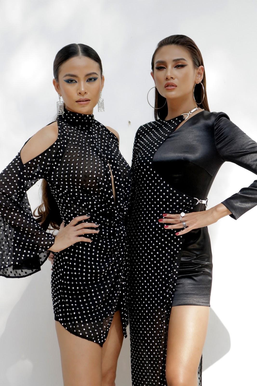 Nam Trung 'chặt đẹp' Võ Hoàng Yến và Mâu Thuỷ khi xuất hiện tại buổi casting VNTM2019 - Hình 7