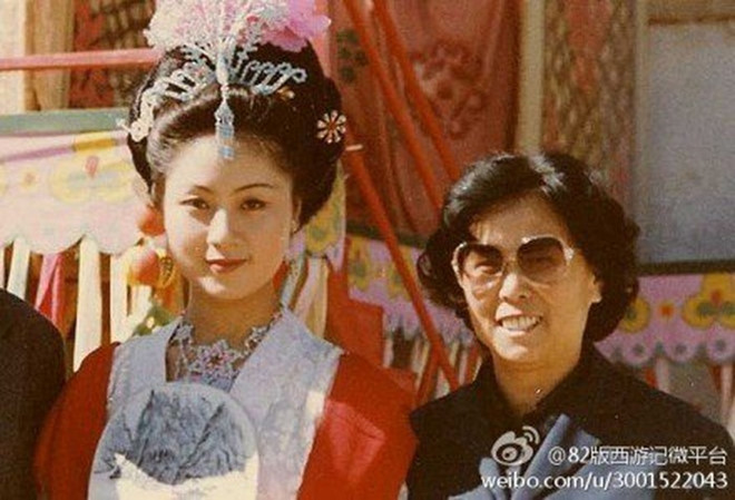 Nữ diễn viên xuất hiện 3 phút nhận cát-xê cao nhất Tây du ký 1986 - Hình 2