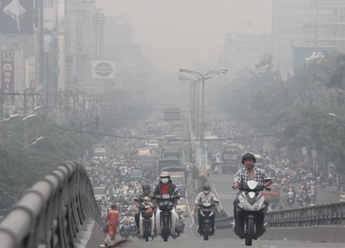 Ô nhiễm không khí, phổi gánh chịu những nguy hiểm nào? - Hình 1