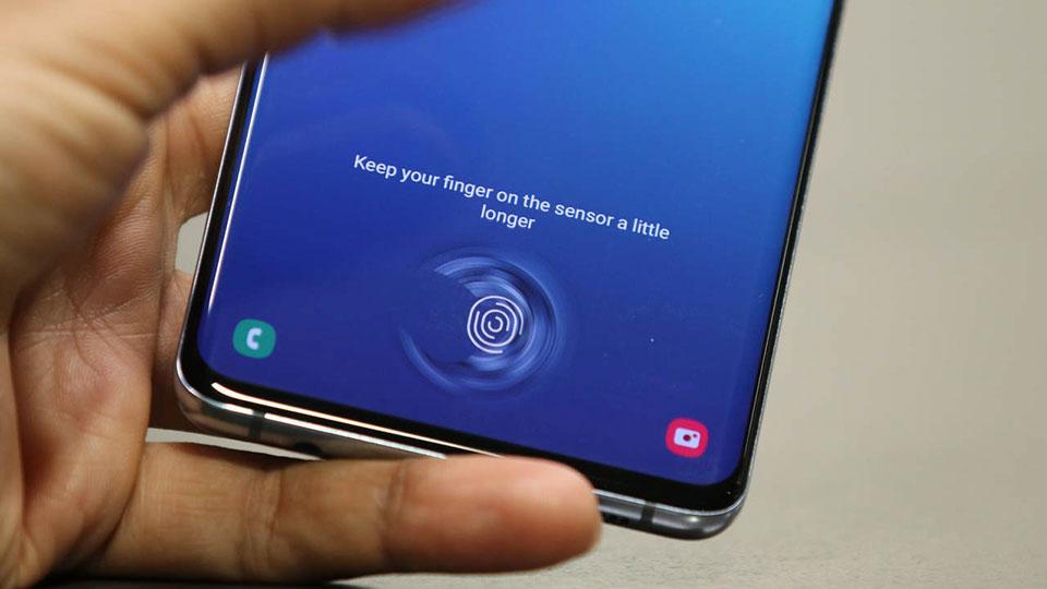 Cảm biến vân tay Galaxy S11 có thể thuận tiện hơn khi sử dụng - Hình 1