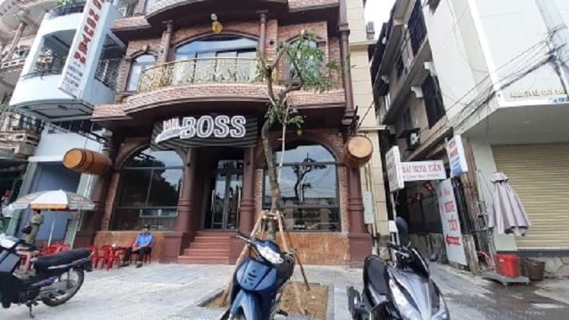 Sau 1 tuần bị chuyển đi bất thường, cây sưa trước cửa nhà hàng đại gia xứ Huế được trồng lại chỗ cũ - Hình 1