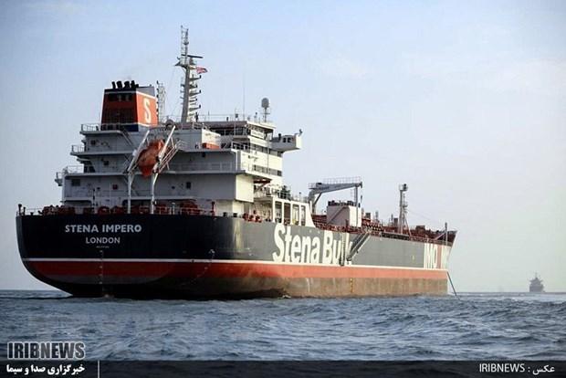 Stena Bulk phủ nhận đang thương lượng với Iran về tàu Stena Impero - Hình 1