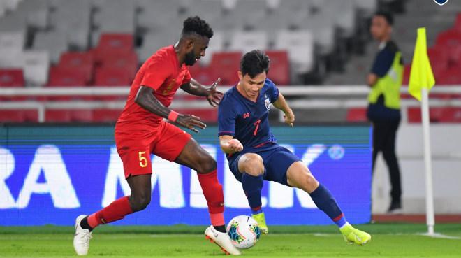 Thái Lan mất trụ cột đấu đại gia UAE săn vé World Cup: Báo Thái lo tuột ngôi đầu - Hình 1