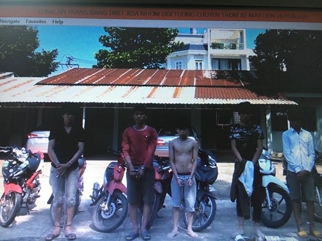 Triệt xóa nhóm gây ra hơn 20 vụ trộm ở 3 tỉnh thành - Hình 1