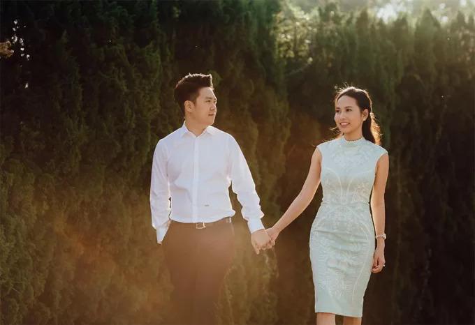 Cuộc sống của Lê Hiếu và vợ 9X - Hình 1