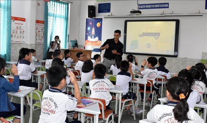 Khó nhân rộng mô hình trường học tiên tiến ở bậc tiểu học - Hình 1
